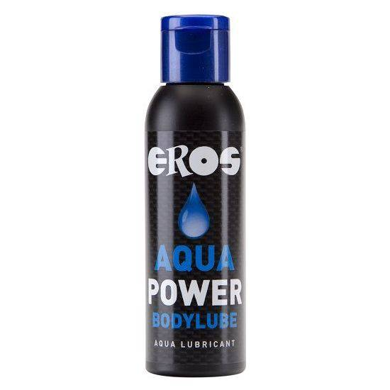 EROS AQUA POWER BODYLUBE 50 ml - Cosmética Erótica con Base de Agua - Sex Shop ARTICULOS EROTICOS