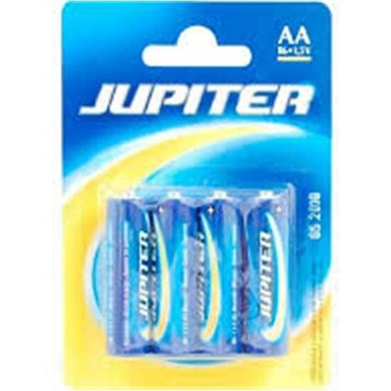 PILAS R6 X4 JUPITER 1.5 V - varios - pilas - Sex Shop ARTICULOS EROTICOS