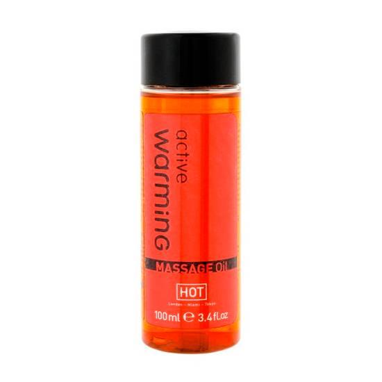 ACTIVE ACEITE DE MASAJE CALOR 100 ML - Cosmetica Erótica Aceites Aromáticos - Sex Shop ARTICULOS EROTICOS