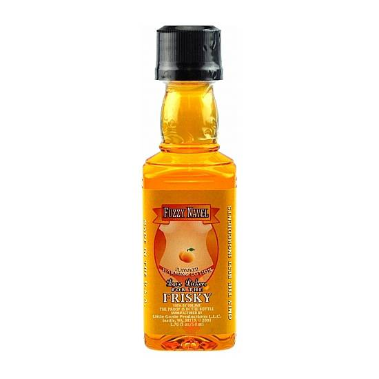 LOVE LICKERS - ACEITE EEFCTO CALOR FUZZY NAVEL - Efecto Calor - SEXSHOP
