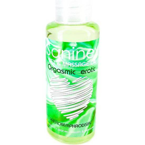 SEX & MASSAGE ACEITE ORGÁSMICO EROTIC 100ML - Cosmética Erótica Varios - Sex Shop ARTICULOS EROTICOS