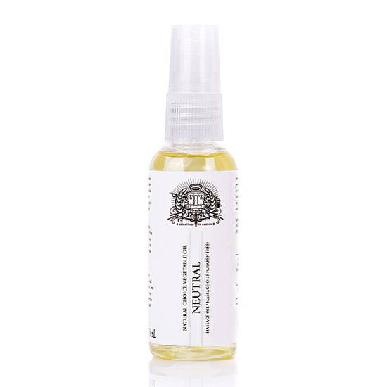 TOUCHE MASSAGE OIL NEUTRO 50 ML - Cosmética Erótica Natural - Sex Shop ARTICULOS EROTICOS