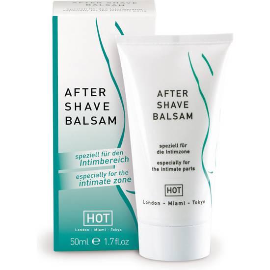 HOT AFTER SHAVE BALSAMO 50 ML | ACEITES Y LUBRICANTES CUIDADO DEL CUERPO | Sex Shop