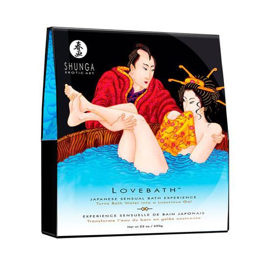 SHUNGA LOVEBATH TENTACIONES DEL OCEANO | ACEITES Y LUBRICANTES ESPUMAS DE BAÑO | Sex Shop