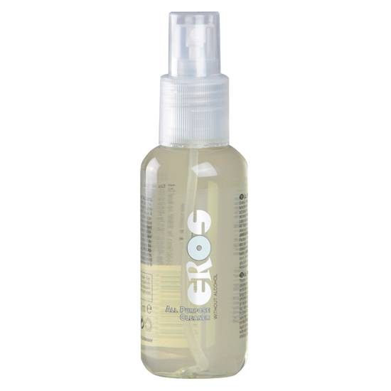 EROS ALL PURPOSE LIMPIADOR DE JUGUETES SIN ALCOHOL 200 ML - Higiene Jueguetes Eróticos - Sex Shop ARTICULOS EROTICOS
