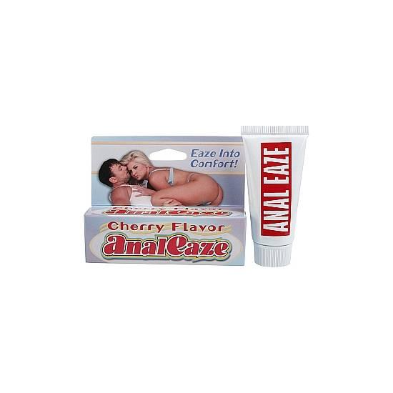 ANAL EAZE - LUBRICANTE ANAL AROMA CEREZA 21GR - Lubricantes Anales Cosmetica Erótica - Sex Shop ARTICULOS EROTICOS
