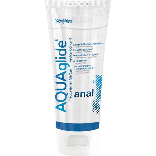 AQUAGLIDE LUBRICANTE ANAL 100 ML - Lubricantes Anales Cosmetica Erótica - Sex Shop ARTICULOS EROTICOS