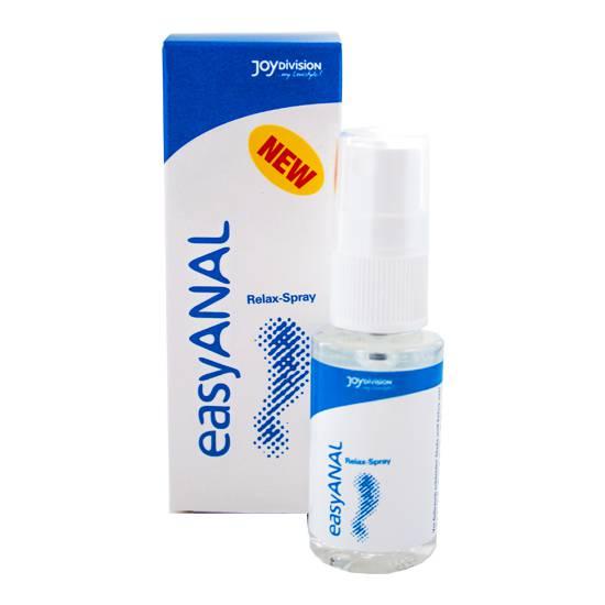 EASYANAL LUBRICANTE SPRAY RELAX 30 ML - Lubricantes Anales Cosmetica Erótica - Sex Shop ARTICULOS EROTICOS