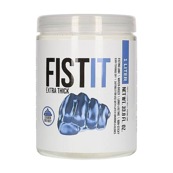FIST IT - EXTRA THICK - 1000ML - Lubricantes Anales Cosmetica Erótica - Sex Shop ARTICULOS EROTICOS