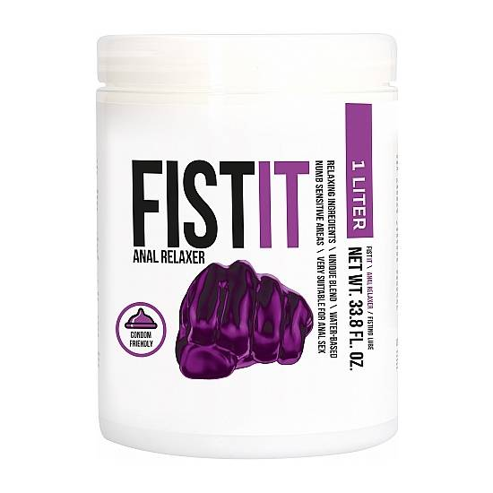 FIST IT - RELAJANTE ANAL - 1000ML - Lubricantes Anales Cosmetica Erótica - Sex Shop ARTICULOS EROTICOS