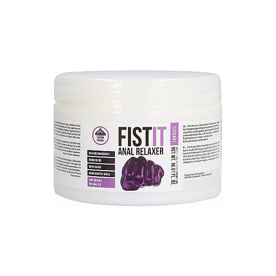 FIST IT RELAJANTE ANAL 500ML - Lubricantes Anales Cosmetica Erótica - Sex Shop ARTICULOS EROTICOS