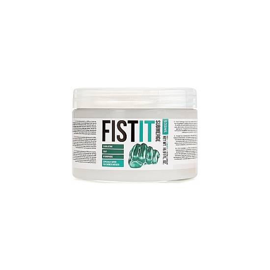 FIST IT - SUBMERGE - 500ML - Lubricantes Anales Cosmetica Erótica - Sex Shop ARTICULOS EROTICOS