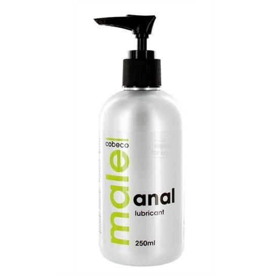 MALE LUBRICANTE ANAL 250 ML - Lubricantes Anales Cosmetica Erótica - Sex Shop ARTICULOS EROTICOS