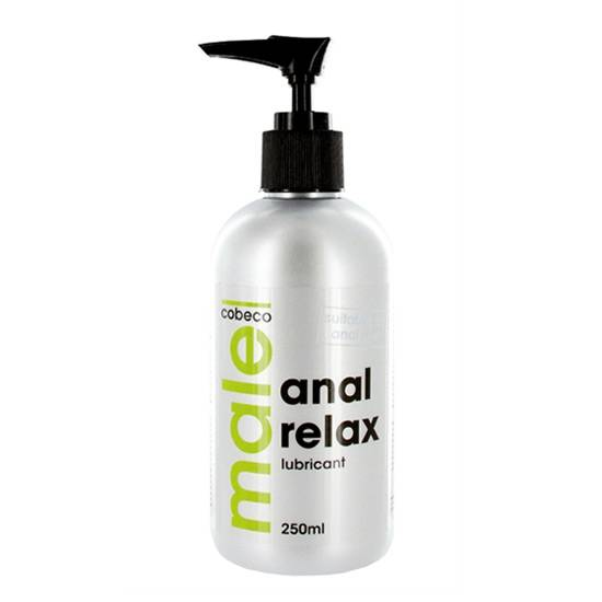 MALE RELAJANTE ANAL 250 ML | ACEITES Y LUBRICANTES LUBRICANTES ANAL | Sex Shop