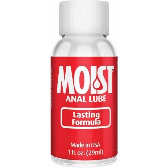 MOIST - LUBRICANTE ANAL , 29 ML - Lubricantes Anales Cosmetica Erótica - Sex Shop ARTICULOS EROTICOS