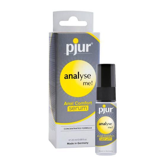 PJUR ANALYSE ME SERUM ANAL COMFORT 20 ML - Lubricantes Anales Cosmetica Erótica - Sex Shop ARTICULOS EROTICOS