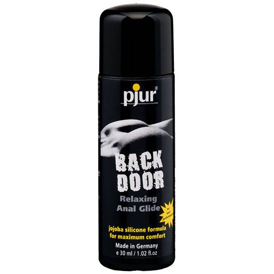 PJUR BACK DOOR GEL RELAJANTE ANAL 30 ML | ACEITES Y LUBRICANTES LUBRICANTES ANAL | Sex Shop