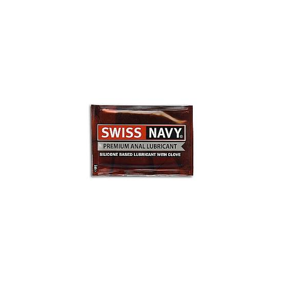 SWISS NAVY - LUBRICANTE ANAL - 5ML - Lubricantes Anales Cosmetica Erótica - Sex Shop ARTICULOS EROTICOS
