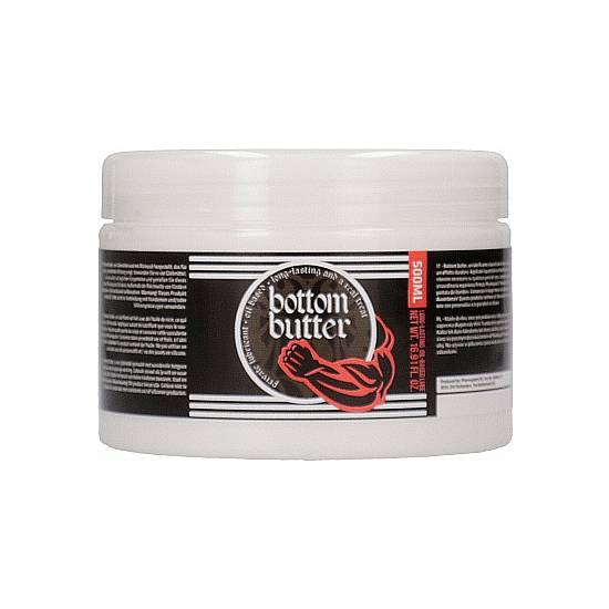 BOTTOM BUTTER LUBRICANTE ANAL 500ML - Lubricantes Anales Cosmetica Erótica - Sex Shop ARTICULOS EROTICOS