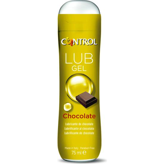 CONTROL LUBRICANTE CHOCOLATE 75ML - Cosmetica Erótica Aceites Aromáticos - Sex Shop ARTICULOS EROTICOS