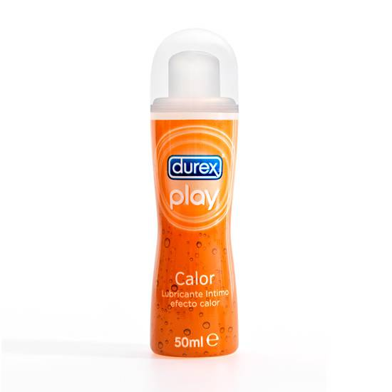 DUREX PLAY CALOR 50ML - Cosmética Erótica con Efecto Calor - Sex Shop ARTICULOS EROTICOS