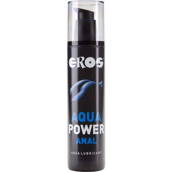 EROS AQUA POWER ANAL 250ML - Cosmética Erótica con Base de Agua - Sex Shop ARTICULOS EROTICOS
