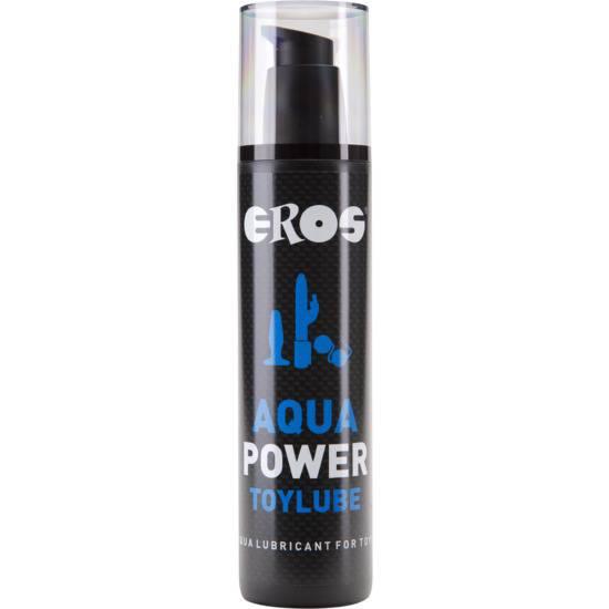 EROS AQUA POWER TOYLUBE 250ML - Cosmética Erótica con Base de Agua - Sex Shop ARTICULOS EROTICOS