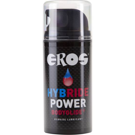 EROS HYBRIDE POWER BODYGLIDE 100ML - Cosmética Erótica con Base de Agua - Sex Shop ARTICULOS EROTICOS
