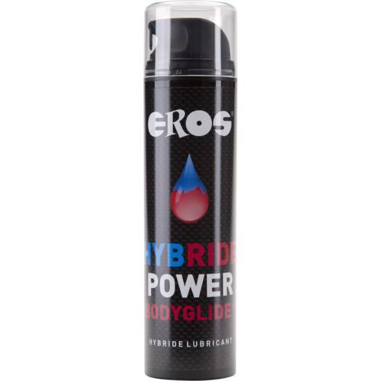 EROS HYBRIDE POWER BODYGLIDE 200ML - Cosmética Erótica con Base de Agua - Sex Shop ARTICULOS EROTICOS
