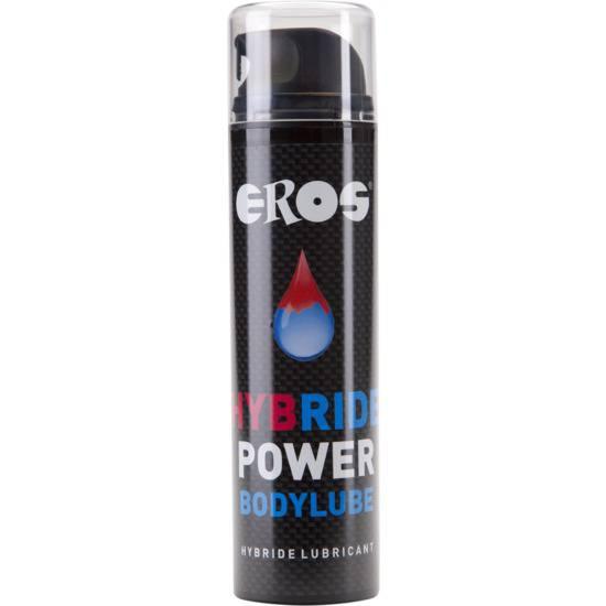 EROS HYBRIDE POWER LUBRICANTE 200ML - Cosmética Erótica con Base de Agua - Sex Shop ARTICULOS EROTICOS