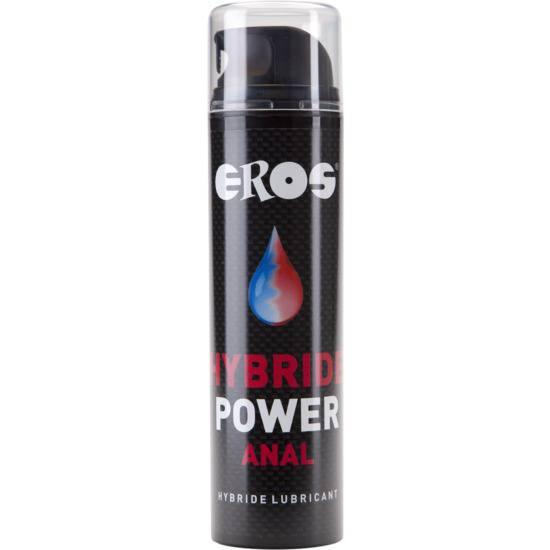 EROS HYBRIDE POWER LUBRICANTE ANAL 200ML - Cosmética Erótica con Base de Agua - Sex Shop ARTICULOS EROTICOS