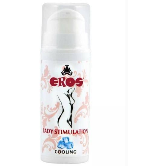 EROS LADY GEL ESTIMULANTE EFECTO FRÍO - 30ML - Cosmética Erótica Varios - Sex Shop ARTICULOS EROTICOS