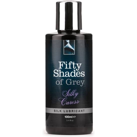 FIFTY SHADES OF GREY LUBRICANTE SILICONA - 100ML - Cosmética Erótica con Base de Silicona - Sex Shop ARTICULOS EROTICOS