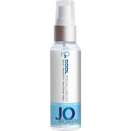 JO FOR WOMEN LUBRICANTE H20 EFECTO FRIO 60 ML - Cosmética Erótica con Base de Agua - Sex Shop ARTICULOS EROTICOS