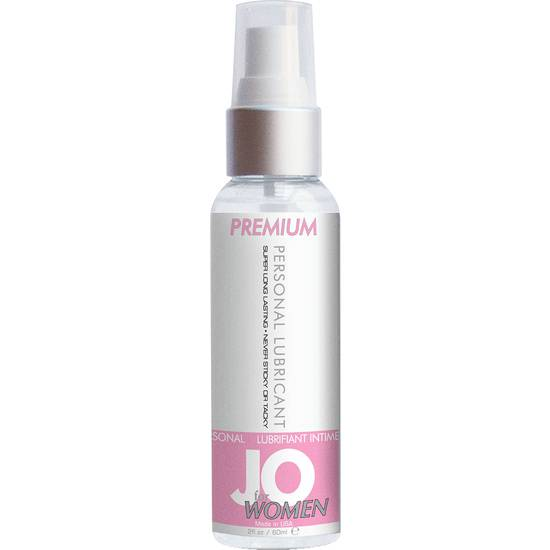 JO FOR WOMEN LUBRICANTE PREMIUM 60 ML - Cosmética Erótica Natural - Sex Shop ARTICULOS EROTICOS