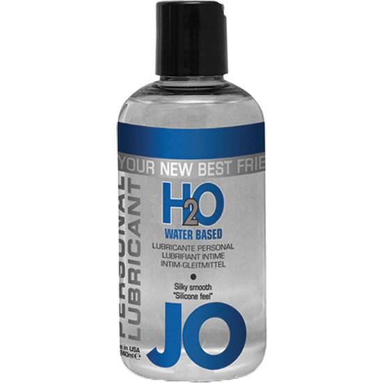 JO H20 LUBRICANTE BASE DE AGUA 240 ML - Cosmética Erótica con Base de Agua - Sex Shop ARTICULOS EROTICOS