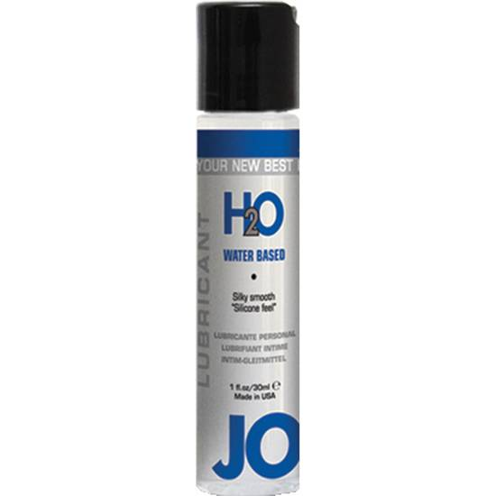 JO H20 LUBRICANTE BASE DE AGUA 30 ML - Cosmética Erótica con Base de Agua - Sex Shop ARTICULOS EROTICOS