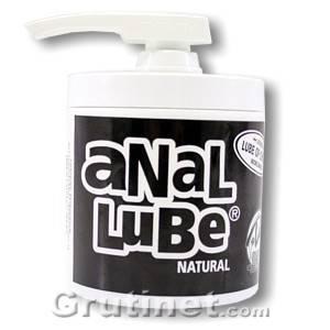 LUBRICANTE ANAL NATURAL - Lubricantes Anales Cosmetica Erótica - Sex Shop ARTICULOS EROTICOS