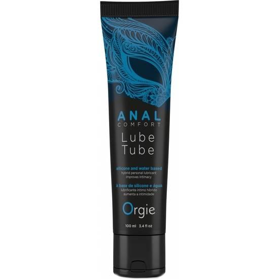 LUBRICANTE TUBE ANAL CONFORT - 100 ML - Lubricantes Anales Cosmetica Erótica - Sex Shop ARTICULOS EROTICOS