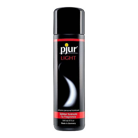 PJUR LIGHT - 500ML - Cosmética Erótica con Base de Silicona - Sex Shop ARTICULOS EROTICOS