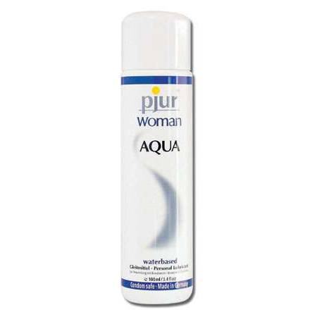 PJUR WOMAN LUBRICANTE BASE AGUA 100 ML | ACEITES Y LUBRICANTES LUBRICANTES | Sex Shop