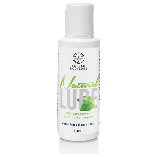 TASTY LUBRICANTE NATURAL 100ML - Cosmética Erótica Natural - Sex Shop ARTICULOS EROTICOS