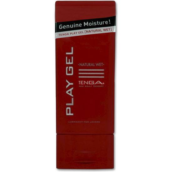 TENGA PLAY GEL LUBRICANTE NATURAL WET 150 ML - Cosmética Erótica Natural - Sex Shop ARTICULOS EROTICOS