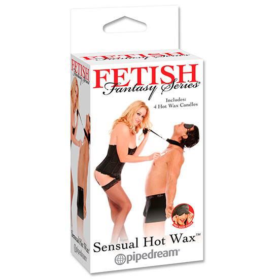 FETISH FANTASY VELAS SENSUALES - Afrodisiácos Velas - Sex Shop ARTICULOS EROTICOS