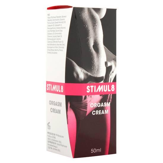 STIMUL8 CREMA DE ORGASMO - Cosmética Erótica Cremas Femeninas - Sex Shop ARTICULOS EROTICOS
