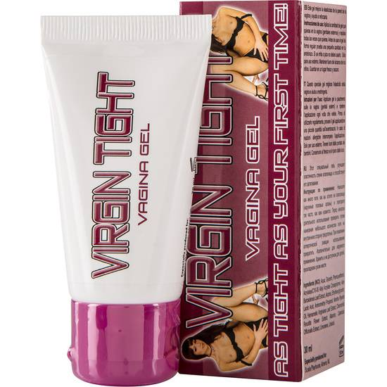VIRGIN TIGHT CREMA ÍNTIMA PARA ELLA | AFRODISIACOS CREMAS FEMENINAS | Sex Shop