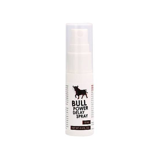 BULL POWER SPRAY RETARDANTE - 15 ML - Cosmética Erótica Cremas Retardantes - Sex Shop ARTICULOS EROTICOS