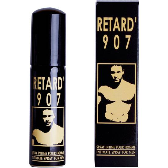 RETARD 907 SPRAY RETARDANTE | AFRODISIACOS CREMAS RETARDANTES | Sex Shop