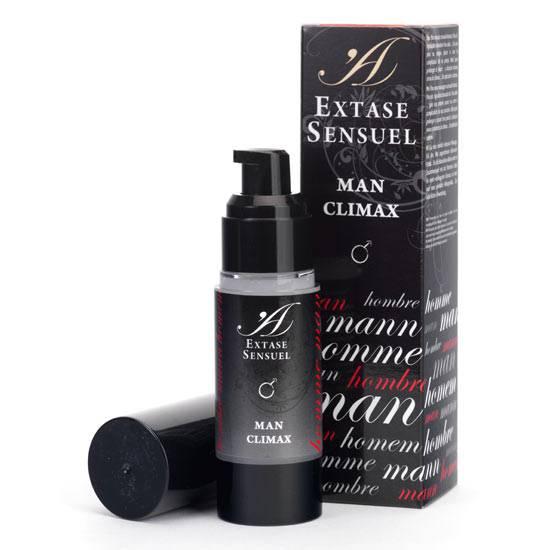 EXTASE SENSUEL CLIMAX ESTIMULANTE MASCULINO - Cosmética Erótica Cremas Vigorizantes - Sex Shop ARTICULOS EROTICOS