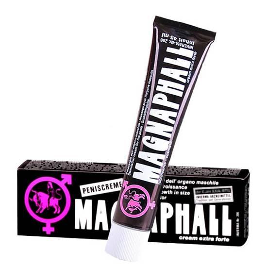 MAGNAPHALL CREAM EXTRA FORTE - Cosmética Erótica Cremas Vigorizantes - Sex Shop ARTICULOS EROTICOS
